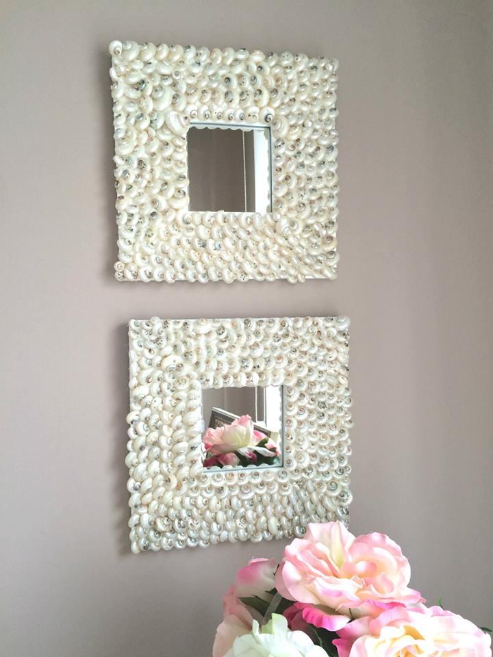 Yeni r nleri g rd n z m mungan art design for Decorar marco espejo